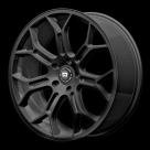 Диск MOTEGI RACING MR120 SATIN BLACK
