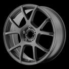 Диск MOTEGI RACING MR121 Titanium Gray
