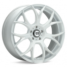 Диск MOTEGI RACING MR126 White w/Milled Accent