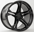 Диск MRR Design 017 Camaro 1LE Replica Wheels Gloss Black (Flow Forged)