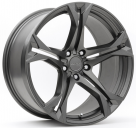 Диск MRR Design 017 Camaro 1LE Replica Wheels Matte Graphite (Flow Forged)