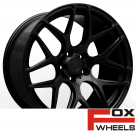 Диск MRR Design FS01 Matte Black (Flow Forged)