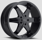 Диск Milanni 446 Kool Whip 6 GLOSS BLACK