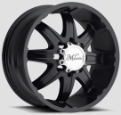 Диск Milanni 446 Kool Whip 8 SATIN BLACK