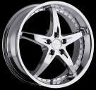 Диск Milanni 453 ZS-1 CHROME