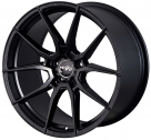 Диск Miro F25 Matte Black (Form Forged)