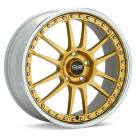 Диск O.Z. Racing Tuner System Superleggera III Gold w/Polished Lip