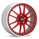 Диск O.Z. Racing Tuner System Superleggera III Red w/Polished Lip