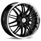 Диск Platinum Apex Black Painted