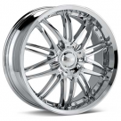 Диск Platinum Apex Chrome Plated