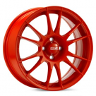 Диск Platinum Apex Red Painted