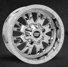 Диск RBP 89R 89-R Assassin Chrome Wheels