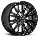 Диск RBP 89R 89-R Assassin Gloss Black/Machined