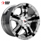 Диск RBP 93R Chrome with Black Inserts