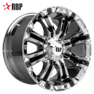 Диск RBP 94R Chrome with Black Inserts