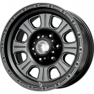 Диск Raceline Wheels Monster BKMTXX