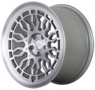 Диск Radi8 r8a10 Matte Silver/Machined Face