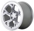 Диск Radi8 r8c5 Matte Silver/Machined Face