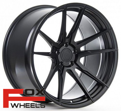 Диск Rohana RF2 Matte Black (Rotary Forged)