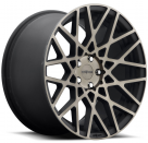Диск Rotiform BLQ Black/Machined w/ Tint R111