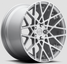 Диск Rotiform BLQ Silver Machined R110