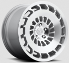 Диск Rotiform CCV Silver Machined R135