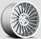 Диск Rotiform IND-T Silver Machined (True Directional) R125