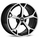 Диск Sport Muscle GS Machined w/Black Accent