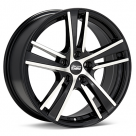 Диск Sport Tuning T12 Machined w/Black Accent