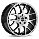 Диск Sport Tuning T6 Machined w/Black Accent
