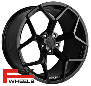 Диск Stance SF06 Satin Black (Rotary Forged)