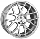 Диск Stance VIP SC9 SC-9 Silver Machined