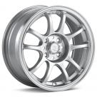 Диск TRMotorsport C1 Bright Silver Paint