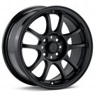 Диск TRMotorsport C1M Black Painted