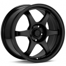 Диск TRMotorsport C2 Black Painted