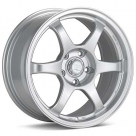 Диск TRMotorsport C2 Bright Silver Paint