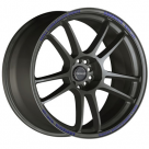 Диск Tenzo Racing DC-5 CHARCOAL