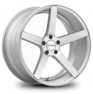 Диск Vossen CV3 Matte Silver Machined