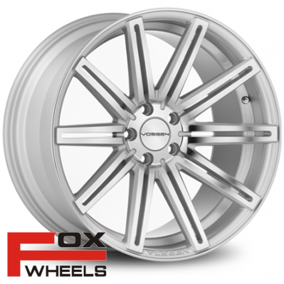 Диск Vossen CV4 silver polished