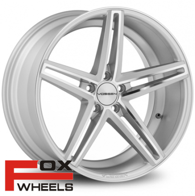 Диск Vossen CV5 silver polished