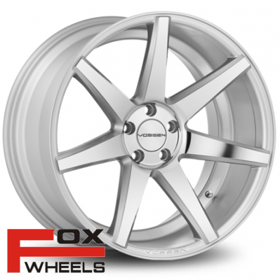 Диск Vossen CV7 silver polished