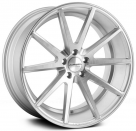 Диск Vossen VFS1 Gloss Silver/Brushed Face (Flow Formed)