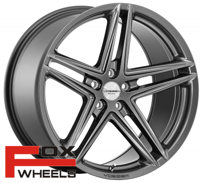 Диск Vossen VFS5 Gloss Graphite (Flow Formed)
