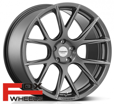 Диск Vossen VFS6 Concave Gloss Graphite (Flow Formed)