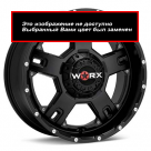 Диск WORX 802 Havoc Black w/Milled Accent